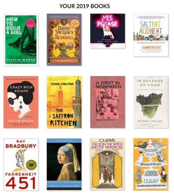 2019Books